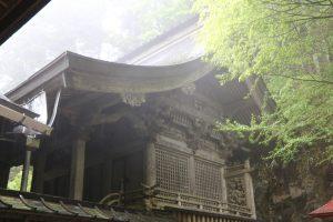 隠津島神社本殿・拝殿