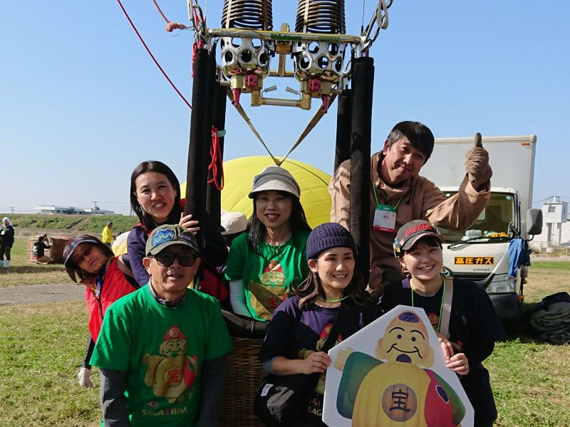 広大な干潟と気球散歩、豊かな食と歴史に出会う佐賀市オンラインツアー